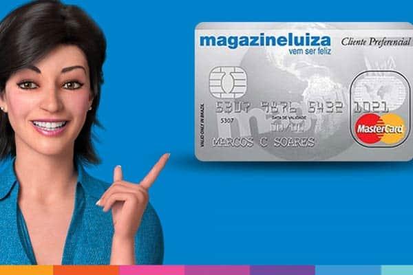 Cartão de crédito do Magazine Luiza Como solicitar limites e benefícios 1