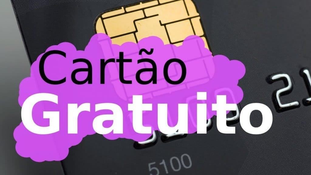 cartão grátis