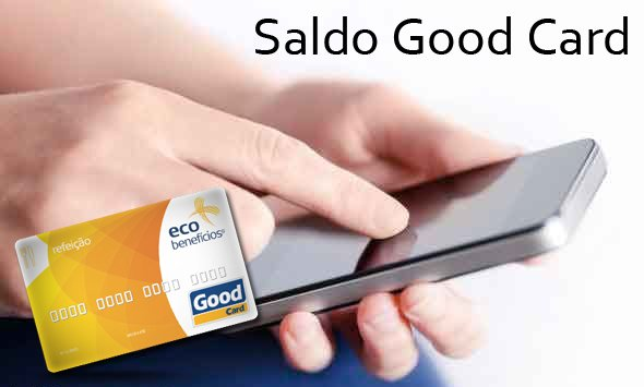 cartão de crédito good card