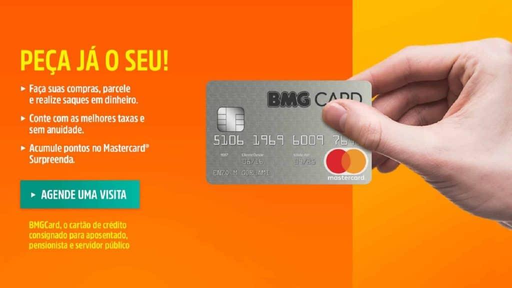 Saiba-mais-sobre-o- cartão-para-negativados-BMG- Card
