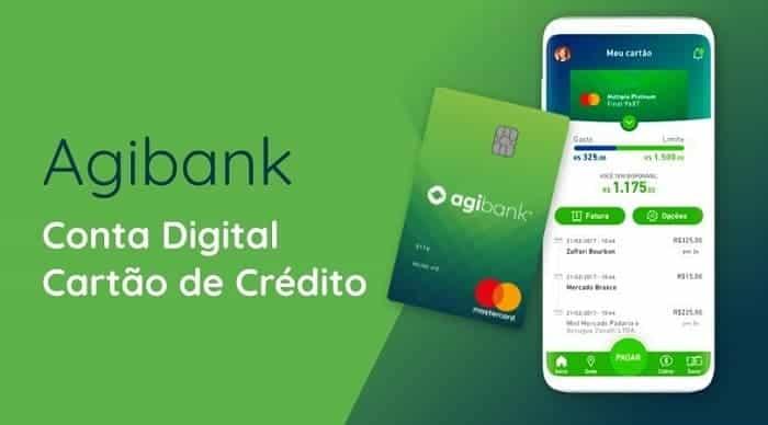 conta digital Agibank