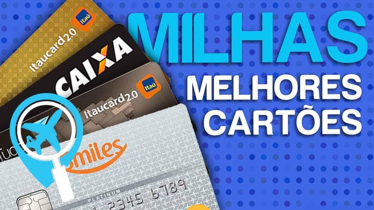 cartão de crédito milhas
