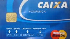 dígito verificador caixa, Como descobrir agência, conta e dígito verificador no cartão da Caixa?