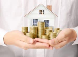 Empréstimos imobiliários