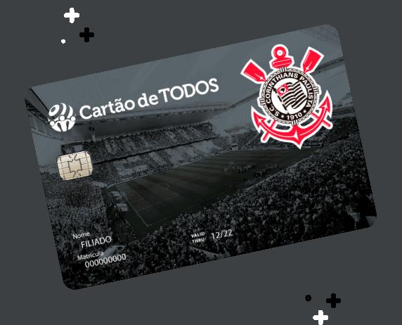 Cartão de todos Corinthians