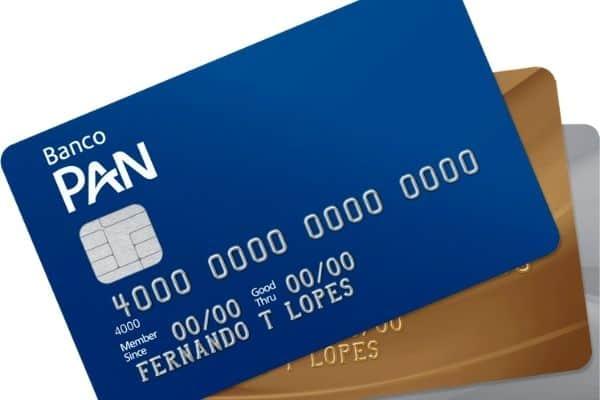 cartão Banco Pan Internacional