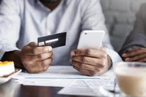 pagar conta pelo celular