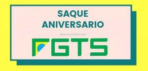 FGTS aniversário