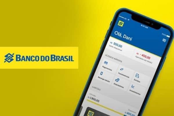 shopping virtual do Banco do Brasil