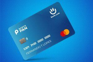 cartão de crédito Hurb