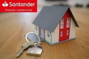 imóveis com o Banco Santander