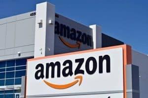 serviço de entrega da Amazon
