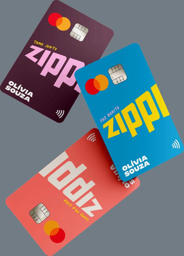 cartão de crédito Zippi