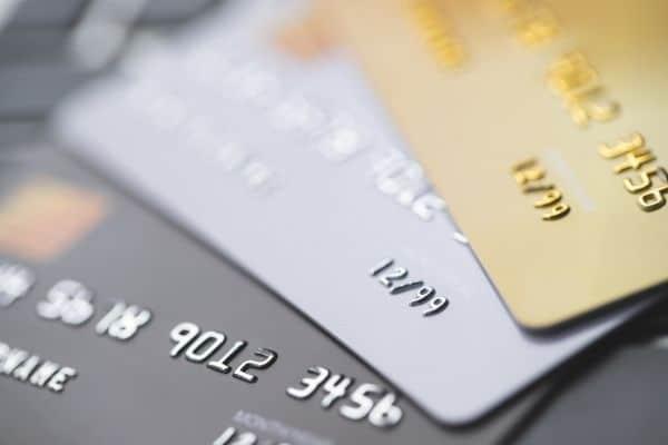 cartão de crédito para solicitar