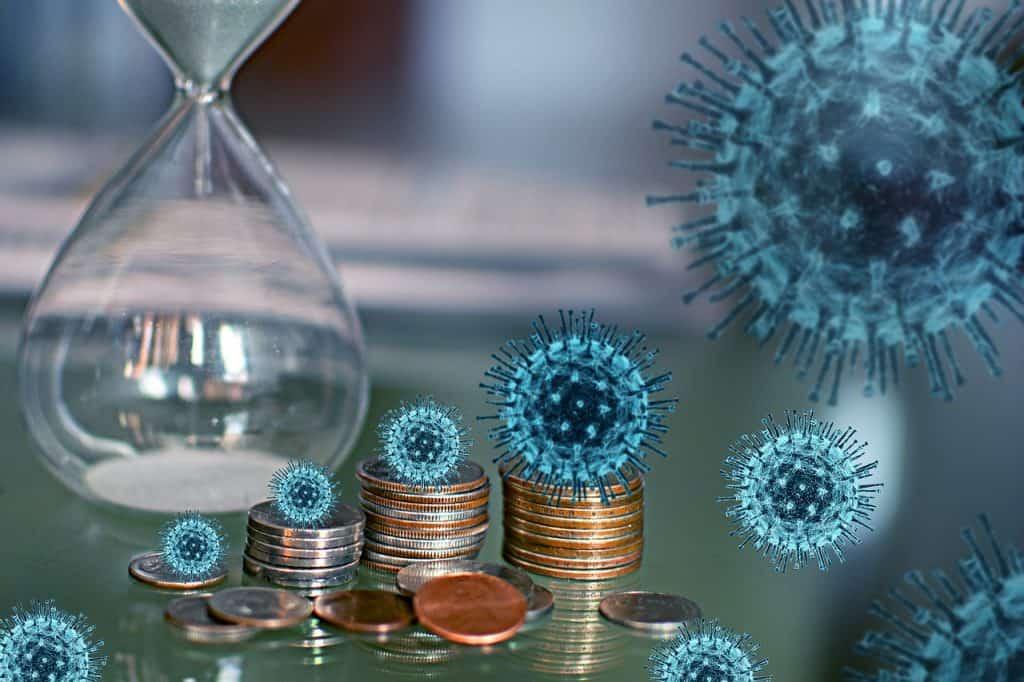 empréstimo durante a pandemia