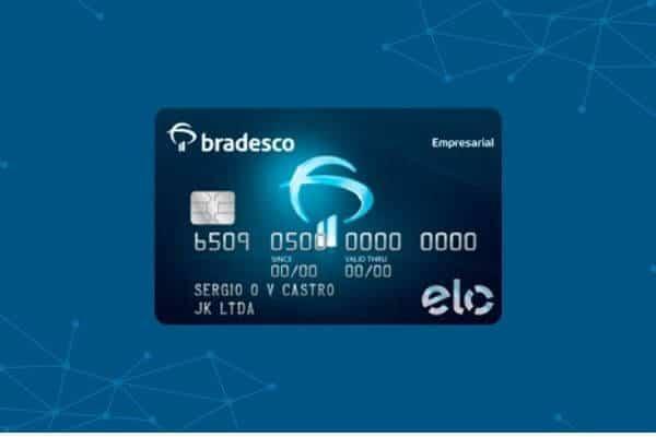 Cartão de crédito Bradesco Empresarial