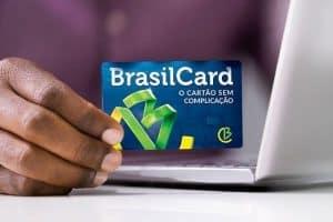 cartão de crédito Brasilcard