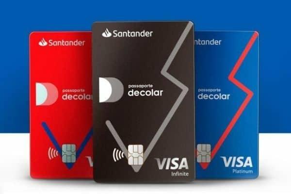 Cartão de crédito Decolar Visa Santander