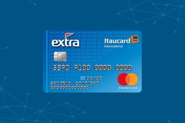 cartão Extra Itaucard Internacional