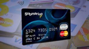 cartão submarino visa