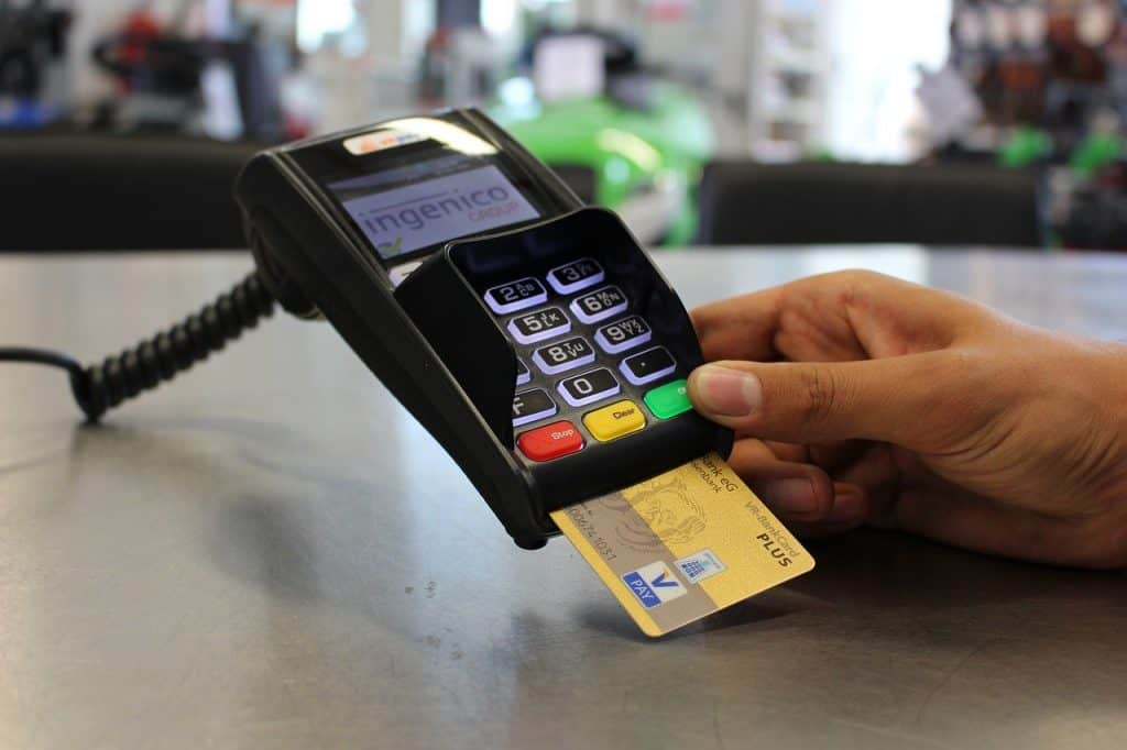 cartão de crédito online