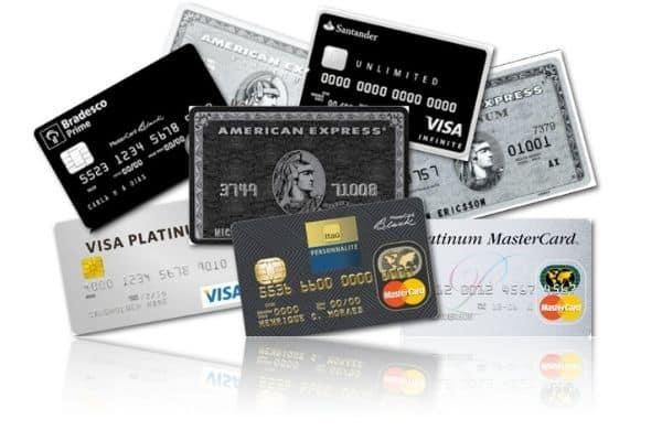 cartões de crédito de luxo
