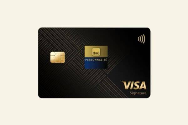 cartão de crédito Visa Signature