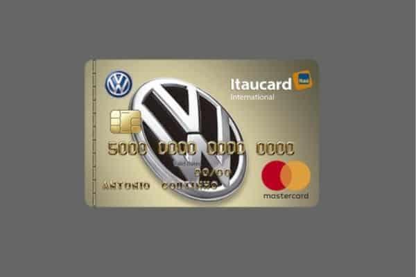 Cartão de crédito Volkswagen
