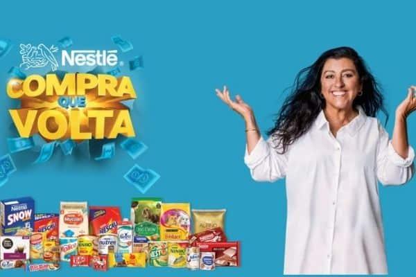 Cashback da Nestlé e PicPay
