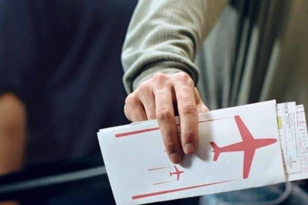 Reembolso de passagem aérea